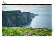 Cliff Of Moher 33 Carry-all Pouch