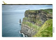 Cliff Of Moher 35 Carry-all Pouch