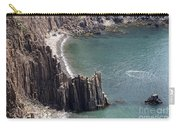 Cliffs At Grand Manan Island, Canada Carry-all Pouch