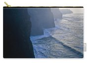 Cliffs Of Moher,co Clare,irelandview Of Carry-all Pouch