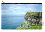 Cliffts Of Moher 1 Carry-all Pouch