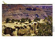 Climbing The Grand Canyon Carry-all Pouch