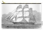 Clipper Ship, 1850 Carry-all Pouch
