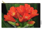 Clivia Carry-all Pouch