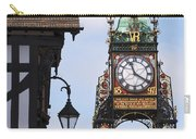 Clock In Chester Carry-all Pouch