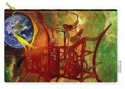 Clock Of Universe Carry-all Pouch