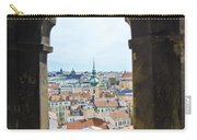 Clock Tower View - Prague Carry-all Pouch