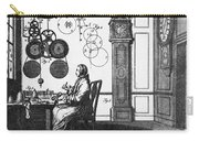 Clockmaker Carry-all Pouch by Science Source