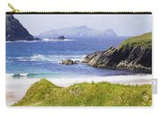 Clogher Beach, Blasket Islands, Dingle Carry-all Pouch