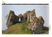 Clonmacnoise Castle Ruin - Ireland Carry-all Pouch