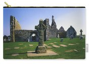 Clonmacnoise, Co Offaly, Ireland, West Carry-all Pouch