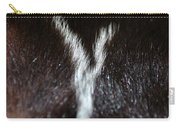 Close Skunk Encounter Carry-all Pouch