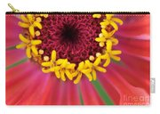 Close Up Dahlia Carry-all Pouch