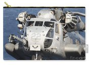 Close-up Of A Ch-53 Sea Stallion Carry-all Pouch