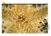 Close-up Of A Starfish Mouth Carry-all Pouch