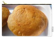 Close Up Of An Indian Food Delicacy Kachori Carry-all Pouch