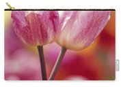Close-up Of Tulips Carry-all Pouch