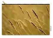 Close-up Of Wheat Carry-all Pouch