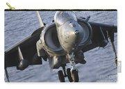 Close-up View Of An Av-8b Harrier II Carry-all Pouch