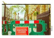 Closed Footpath Carry-all Pouch