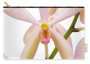 Closeup Pink Orchid Carry-all Pouch