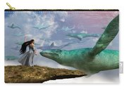 Cloud Whales Carry-all Pouch