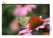 Clouded Sulphur Carry-all Pouch