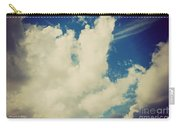 Clouds-7 Carry-all Pouch