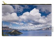 Clouds Above Crater Lake Carry-all Pouch