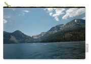 Clouds Above Emerald Bay Carry-all Pouch