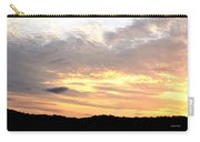 Clouds Afire Carry-all Pouch