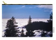 Clouds At Sequoia National Park Carry-all Pouch