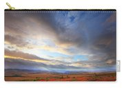 Clouds At Sunrise At The Arctic Circle Carry-all Pouch