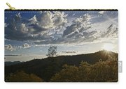 Clouds At Sunset II Carry-all Pouch