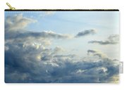 Clouds Of Blue Carry-all Pouch