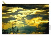 Clouds Of Many Colors Carry-all Pouch