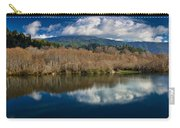 Clouds On The Klamath River Carry-all Pouch