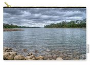 Clouds Over The American River Carry-all Pouch