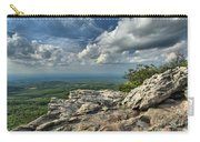 Clouds Over The Cliff Carry-all Pouch