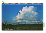 Clouds Over The North Forty Carry-all Pouch