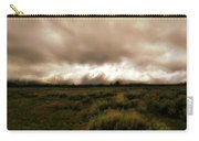 Clouds Over The Tetons Carry-all Pouch