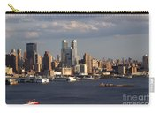 Clouds Rolling In On New York City Carry-all Pouch