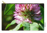 Clover Blossom Day Carry-all Pouch