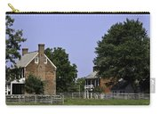 Clover Hill Tavern And Kitchen Appomattox Virginia Carry-all Pouch