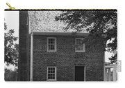 Clover Hill Tavern Guesthouse Bw Carry-all Pouch