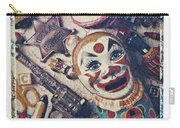 Clown Bank Carry-all Pouch