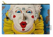 Clown Toy Game Carry-all Pouch