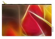 Cluisiana Tulips Triptych Panel 1 Carry-all Pouch
