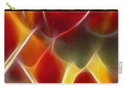 Cluisiana Tulips Triptych Panel 3 Carry-all Pouch