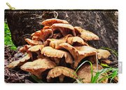 Cluster Fungus Carry-all Pouch